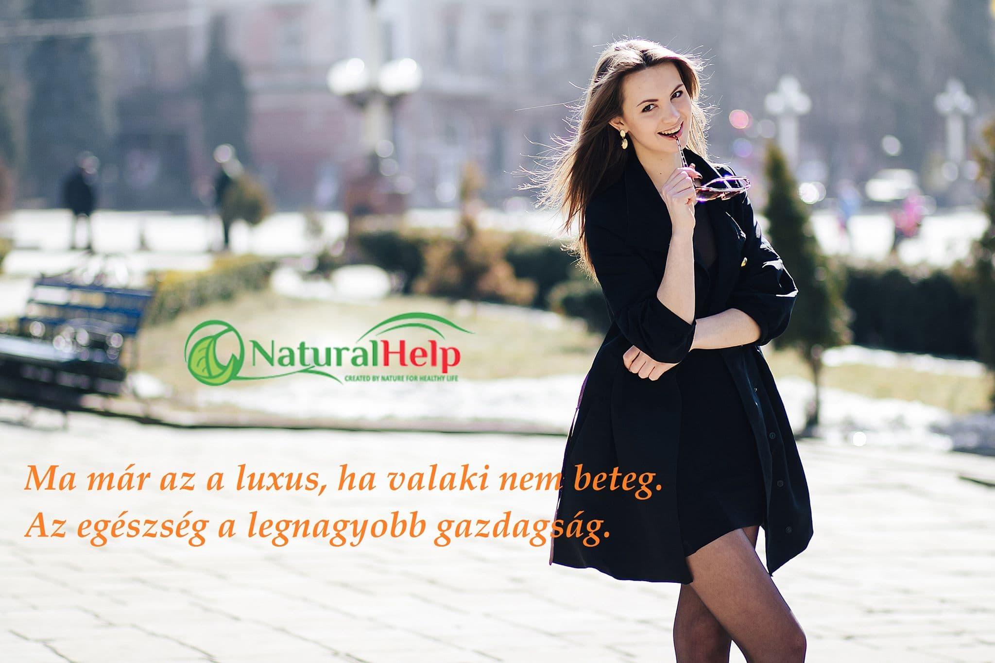 Natualhelp-egészség az luxus